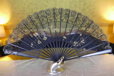antique fan 1912
