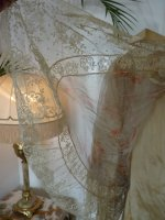 104 antique bed jacket