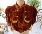 10 antique walking jacket
