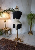 2 antique wedding corset 1885