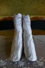 3 antique HOBBS Wedding Boots 1860