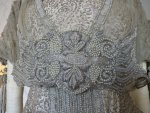 9 antique Maurice Mayer gown 1913