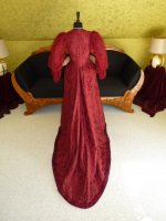 3 antique gown