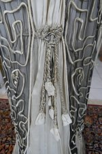 24 antique evening gown 1912