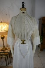 30 antique jackes doucet blouse 1910