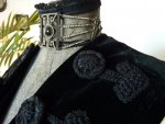 6 antique Worth opera coat 1904