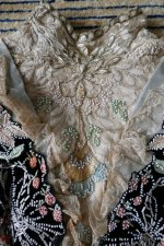 112 antique Gustave Beer gown 1906