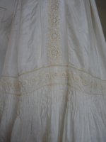 45a antique gown