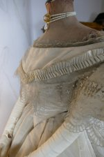 20 antique ball gown 1859