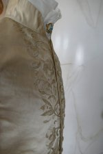 35 antique rococo wedding coat 1740