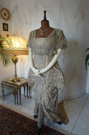 antique Maurice Mayer gown 1913