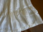18 antique christening gown