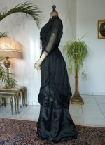 15 antique evening gown 1909