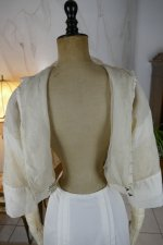 34 antique jackes doucet blouse 1910