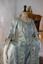 12 antique robe a la francaise 1770