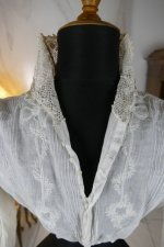 19 antique blouse 1901