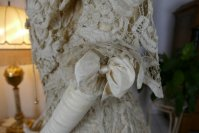 21 antique ALTMANN Battenburg lace dress 1904