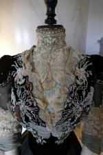 20 antique Gustave Beer gown 1906