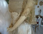 26 antique evening dress WORTH 1898
