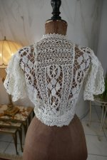 10 antique lace blouse 1916
