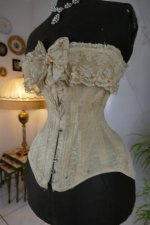 5 antique corset 1880