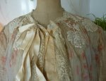 105 antique bed jacket