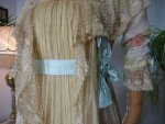 6 antique belle epoque negligee