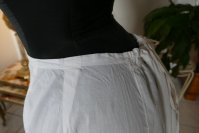 7 antique petticoat 1908