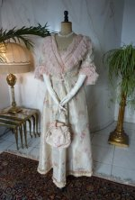 2 antique dress 1909