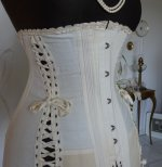10 antique maternity corset 1910