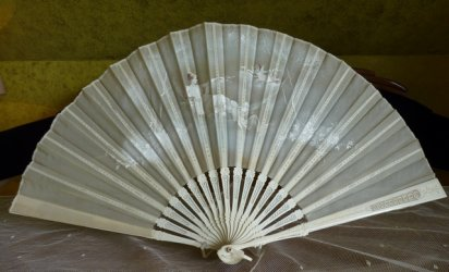 antique fan 1905