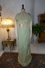 2 antique Jeanne Halle dress 1912