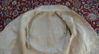 42 antique rococo wedding coat 1740