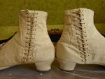 16 antique wedding shoes 1830