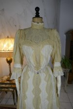 37 antique dress 1901