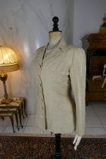 8 antique DRECOLL Jacket 1920