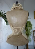 23 antique waist corset 1890