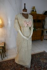 12 antique dress Havet Agnes 1912