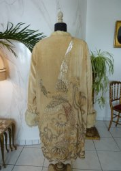 antique opera coat 1925