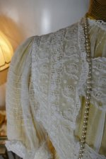 11 antique tea gown 1903