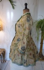 antique jacket 1750, antique coat 1760, antike Jacke 1750, antiker Mantel 1760, Kleid 18. Jahrhundert
