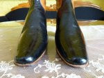 3antique ridding boots 1890