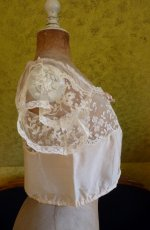14 antique corset cover 1905