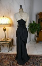 26 antique evening gown Nelmarie 1913
