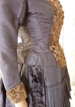 38 antique gown 1880