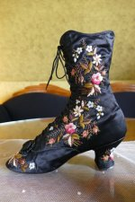 19 antique opera boots 1878