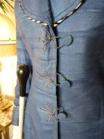 11 antique walking suit 1907