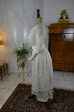 18 antique summer dress 1907