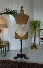 2 antique corset 1888