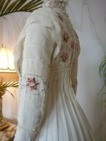 24 antique summer dress 1910